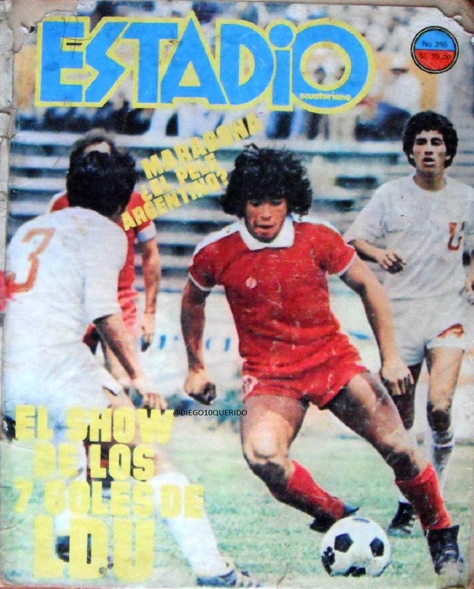 18 de febrero de 1979: Argentinos termina con 8 jugadores por expulsión de Rigante, Favret y Minuti y pierde 7-0 con Liga de Quito en un amistoso.