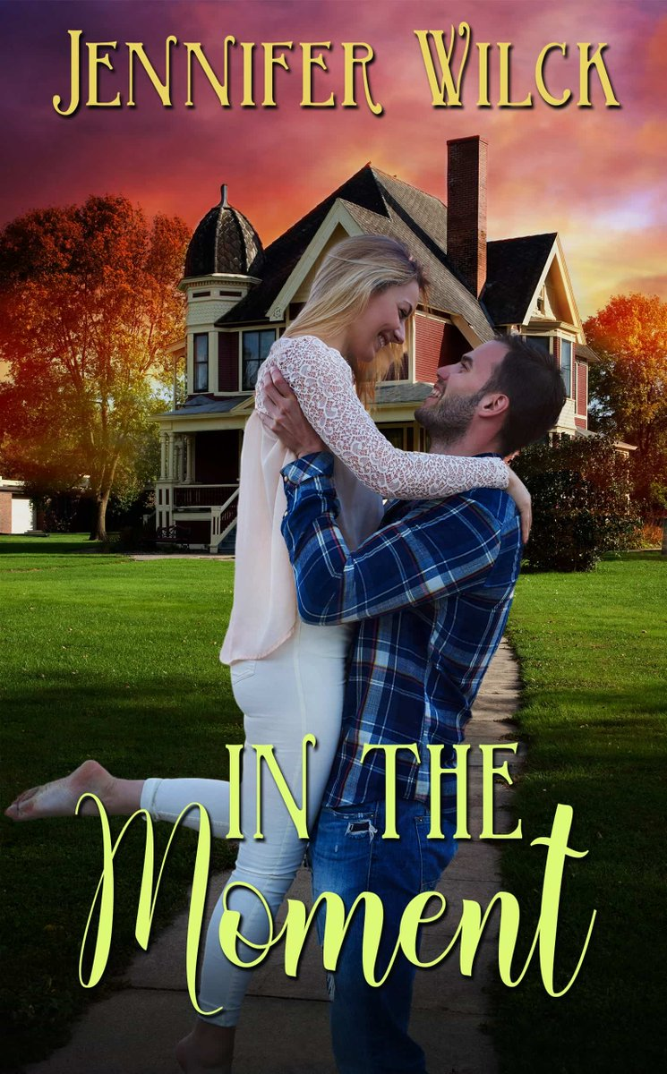Celebrate romance with In the Moment by Jennifer Wilck JWilck #romance #99cents #giveaway #FridayReads http://goo.gl/qhm4pE  via NNP_W_Light