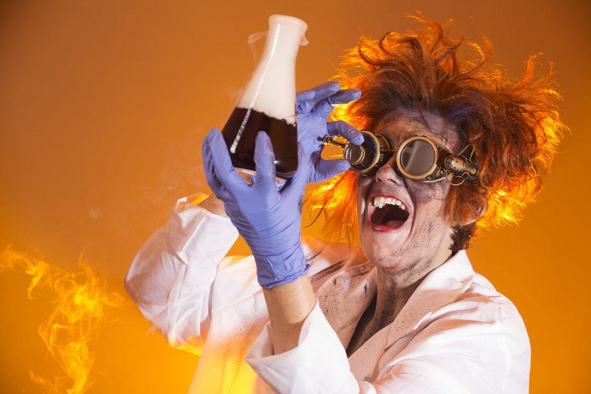 Химия картинка прикольная