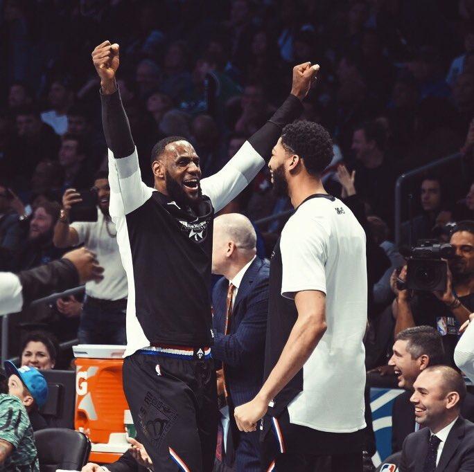 This photo 😂  #NBAAllStar