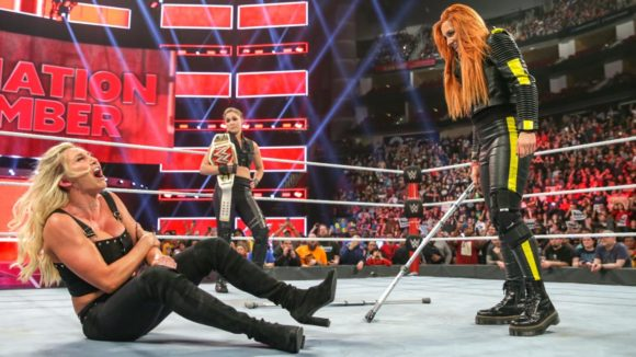 The Top Rope's photo on Charlotte Flair