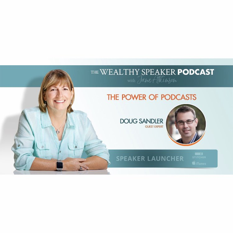 Thinking about starting a podcasting? Doug Sandler found ways to make it a business, by promoting his message and turning it into his lead generation tool. Find out what podcasters are missing in their formula. Thank you Jane Atkinson for hosting! https://buff.ly/2UGh9Al