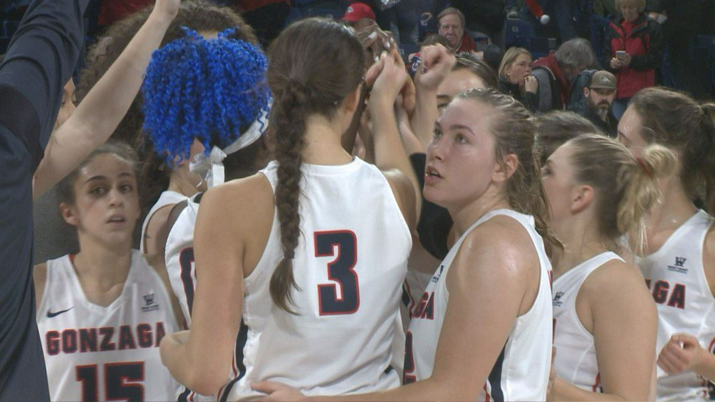 GU WBB likely to lose home court advantage in NCAA tournament https://t.co/rTcq2OLsHo
