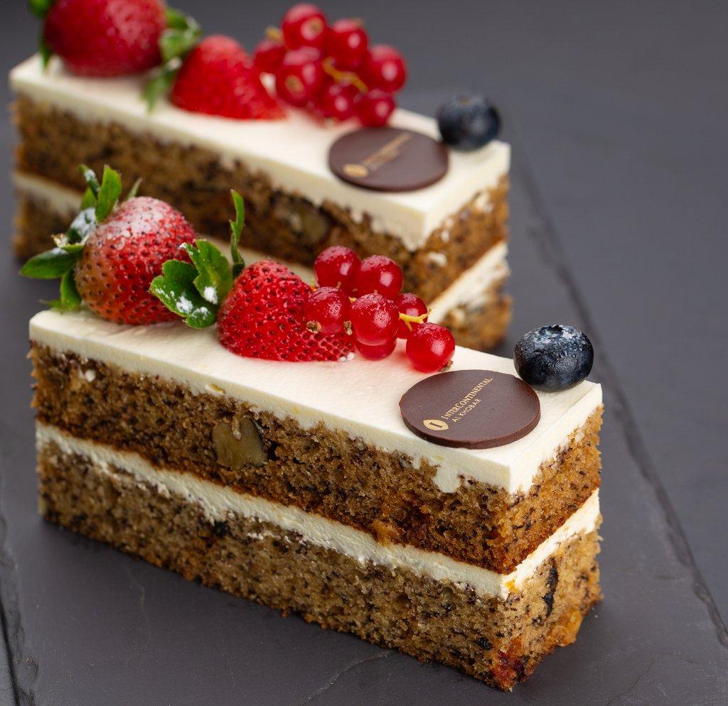 لجميع عشاق الحلويات، انضموا  إلينا في مطعم  T.Square لتناول كل أنواع الحلوى المفضلة لديكم. نحن في انتظاركم!  #InterContinentalLife #InterContinental #InterContinentalAlKhobar #HotelLife #VisitSaudi #AlKhobar #SaudiTourism #Travel #Vacation #LuxuryStay #Foodie #Dessert #Sweet