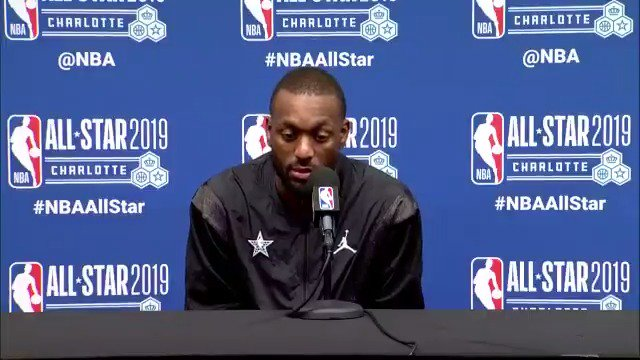 """""""I just try my best and try to play my game the right way."""" #KembaWalker"""