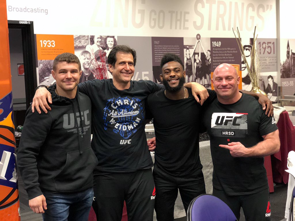 """Aljamain Sterling on Twitter: """"Wins and losses happen way before we make that walk to the octagon. All the hours of training, injuries, blood, and sacrifice are all for this one moment! -"""