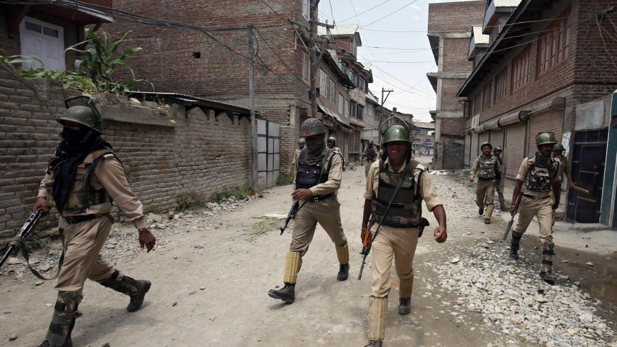 India, quattro soldati dell'esercito uccisi dai ribelli del Kashmir #kashmir https://t.co/BwikIQyD45