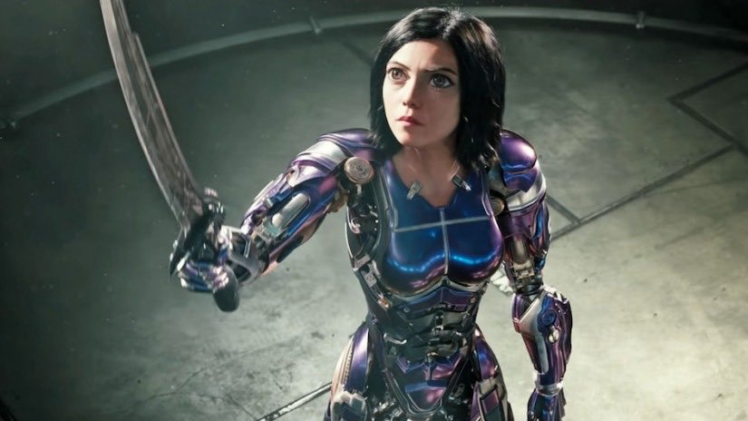 I've seen Alita three times now and it just gets better with each viewing. Thank you so much @Rodriguez and @JimCameron for making a manga come to life on the big screen. #AlitaBattleAngel