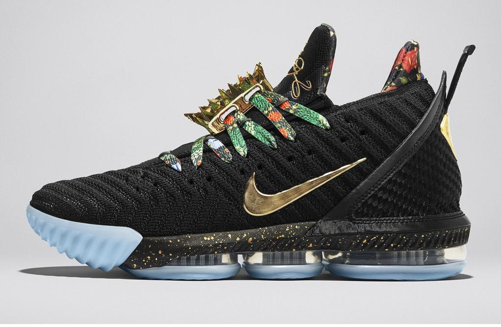 f2feeab5d6c3 Nike LeBron 16 QS  WATCH THE THRONE  are NOW available! SHOEPALACE   NICEKICKS