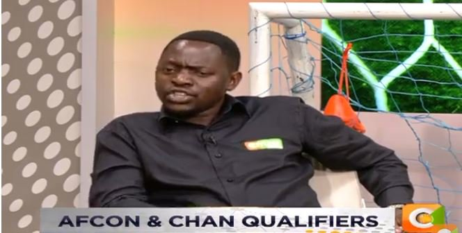 Steve Shitera on Dennis Oliech: The Harambee stars list that has been released is  provisional list. Oliech has an injury that's currently bringing him down.  He has a place in the team but because of the injury he might not feature in the match against Ghana   #DayBreak