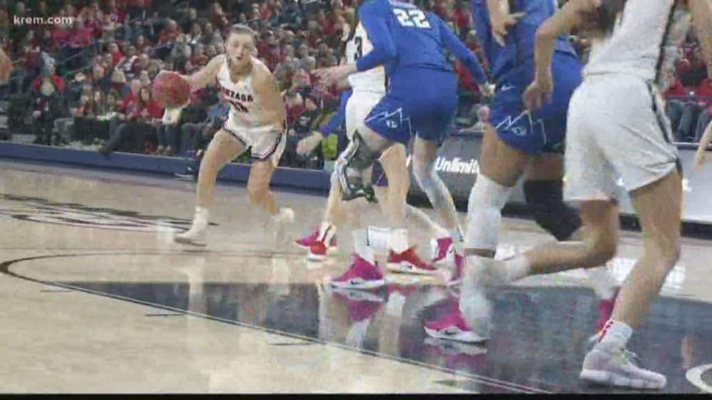 GU women's loss to BYU may hurt WCC, NCAA seeding https://t.co/BIQk2tSg3g