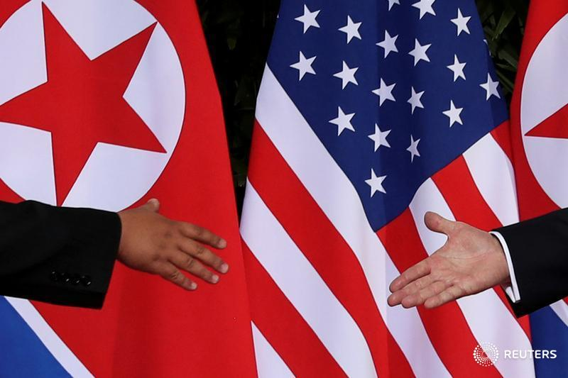 EXCLUSIVE: U.S. blocks efforts by a U.N. agency to improve civil aviation in North Korea at a time when Pyongyang tries to reopen part of its airspace to foreign flights - sources https://t.co/836fTBj7E4 via @ReutersMontreal @HeeShin  #TrumpKimSummit