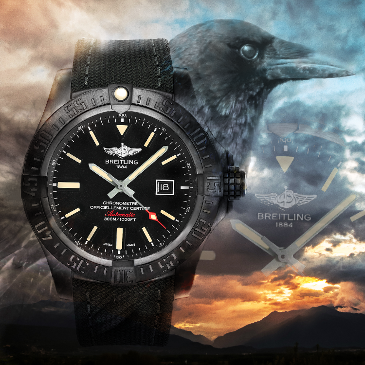 If you like black watches, take a look at this Breitling Avenger Blackbird #BreitlingAvenger ...Stunning!  Save nearly £800 on the RRP.  https://www.swisswatchesdirect.co.uk/watch/v17310101b1w1_breitling_mens_watches_avenger_blackbird…pic.twitter.com/MH7XBduGAn