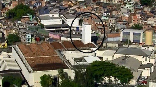 Tiros que mataram seis em Manguinhos podem ter partido da torre da Cidade da Polícia https://t.co/AA19tb1PwR