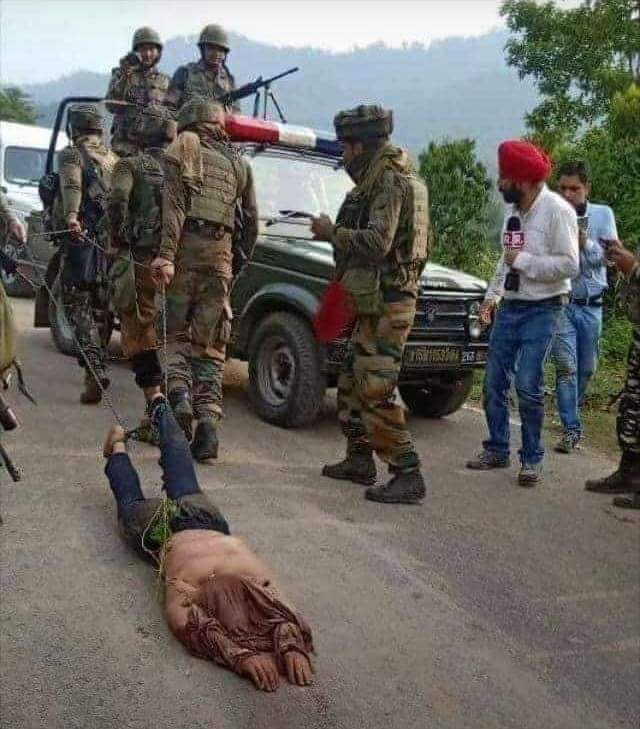 World must take notice of brutalities on kashmiris