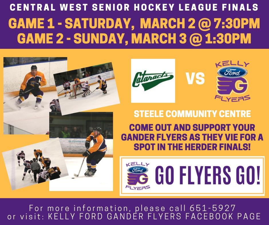 Kelly Ford Gander >> Gander Flyers On Twitter Flyersnation It S Playoff Time