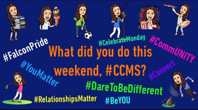 Mariah Rackley's photo on #CelebrateMonday