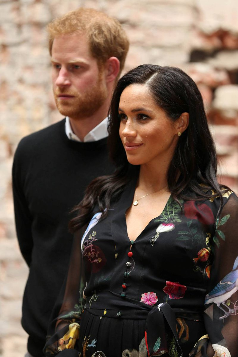 The Duke and Duchess of Sussex may choose an American school for new royal baby https://t.co/lBaC7tHL8v