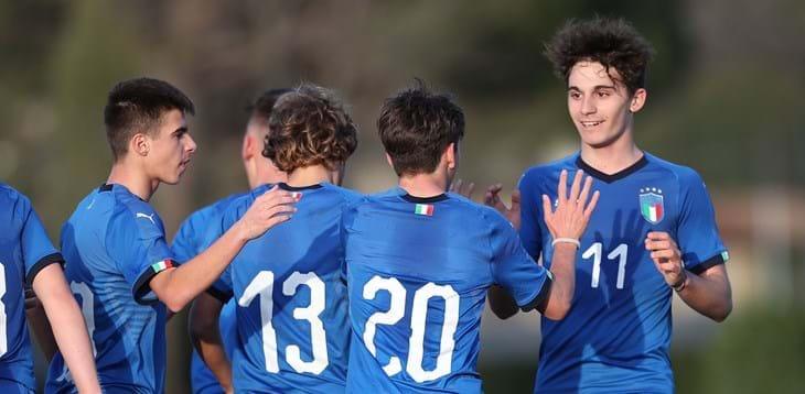 """#Under15🇮🇹 Doppia amichevole contro l'Austria🇦🇹 il 12 e 14 marzo allo stadio """"Briamasco"""" di Trento  ➡️ L'articolo: http://bit.ly/2Ii2pFL  #VivoAzzurro"""