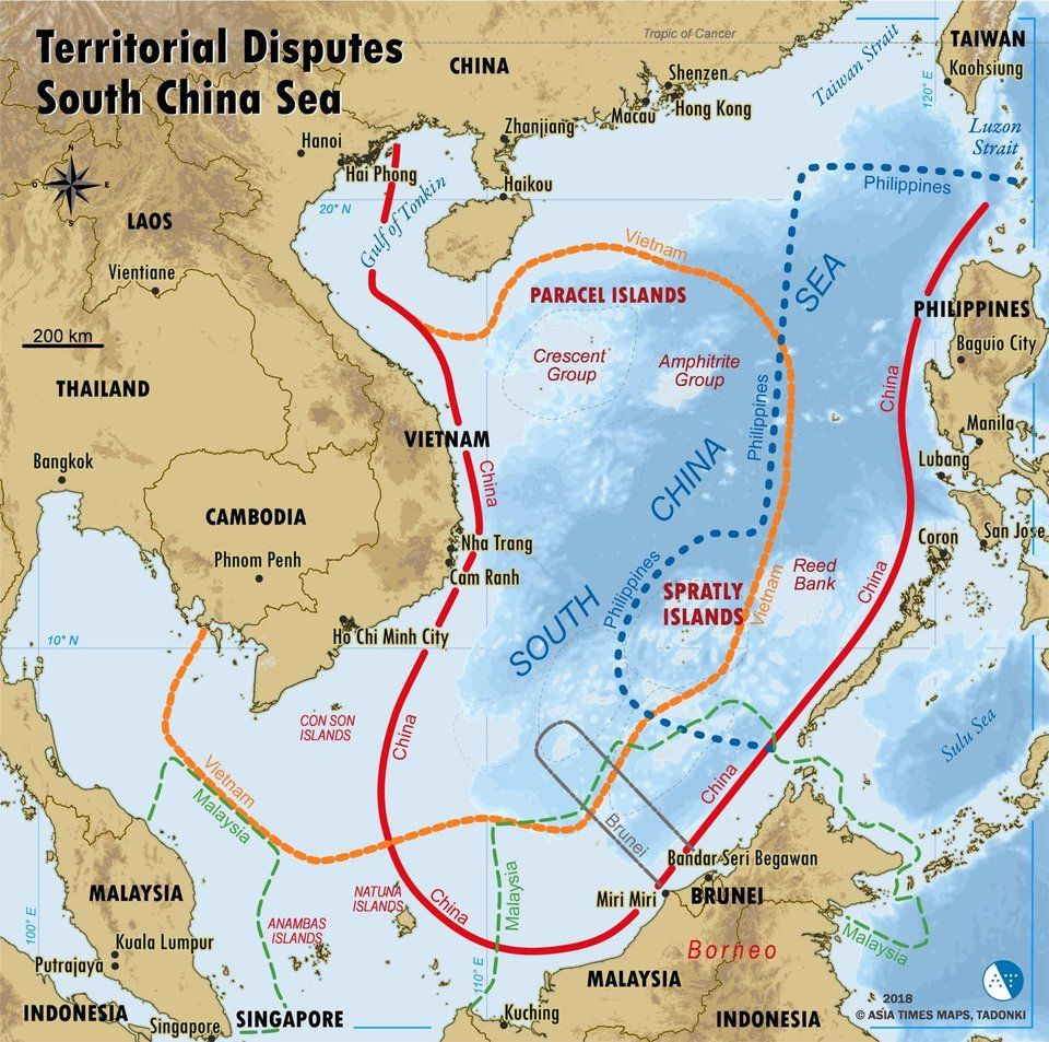 China - Vietnam tensions over maritime territory  - Page 2 Dzr9lYxWsAAYw4G