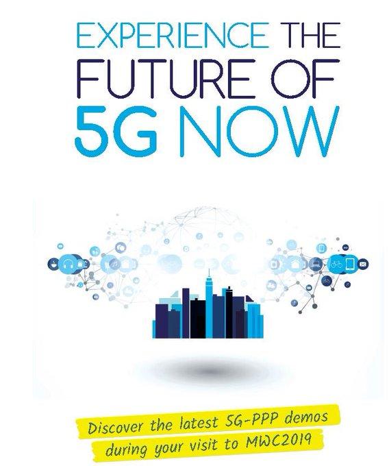 Los proyectos del sector de #Telecom de #AtosResearchandInnovation estarán presentes en el stan...