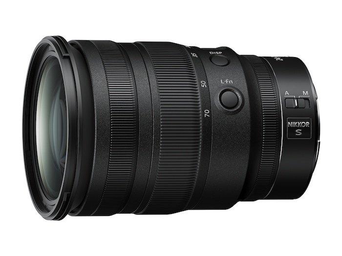Nikon presenta nuevo objetivo profesional del sistema Z, el Nikkor 24-70mm f2.8 S. Aquí toda la información: http://gbimagen.blogspot.com/2019/02/nuevo-nikkor-z-24-70mm-f28-s.html… #Nikon  #photography  #camera  #mirrorless