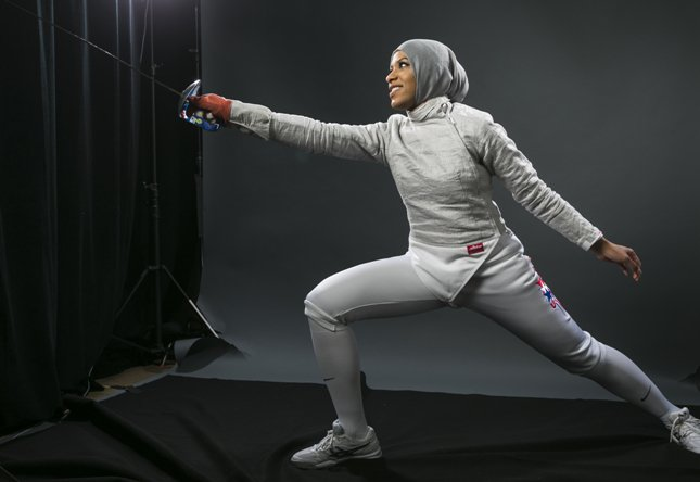 The 17th day of February for history-makers, ultimate achievers and empowerment. #IbtihajMuhammad First female Muslim-American #Olympic #Medalist - #celebrate #MichaelJordan #birthday 🏀#airjordan #paxstereo #blackhistory  https://paxstereo.tv/2019-28-days-of-february/… …