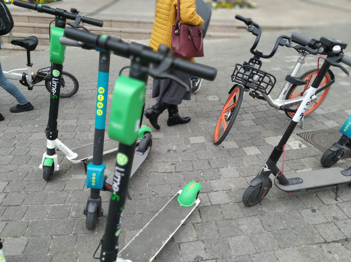 Saturated market? What is their value proposition? Are they fighting for the same Market Fit?  @Mobike @limebike #bird #wind #startup #product #productmanagement #productmanager