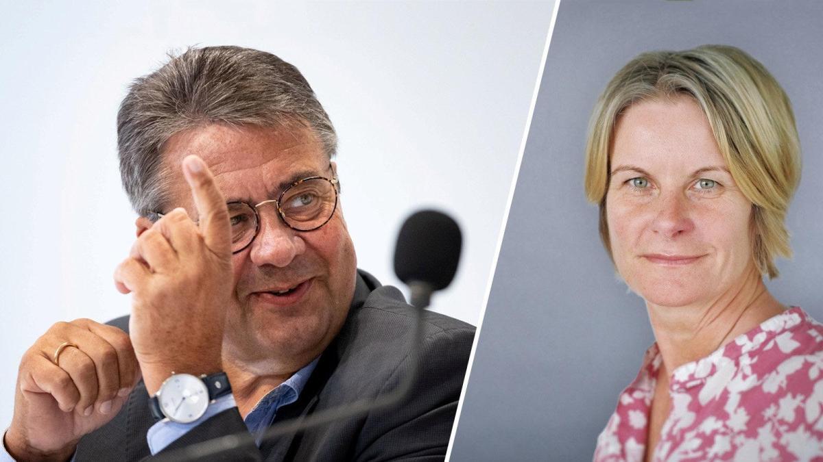 SPD: Das bizarre Comeback des Sigmar G. https://t.co/2WOIlPNN7A