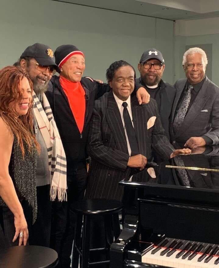 #Motown songwriters: Valerie Simpson, Eddie Holland, Smokey Robinson, Lamont Dozier, Brian Holland &amp; W. M. Stevenson <br>http://pic.twitter.com/iA2t832e2Q