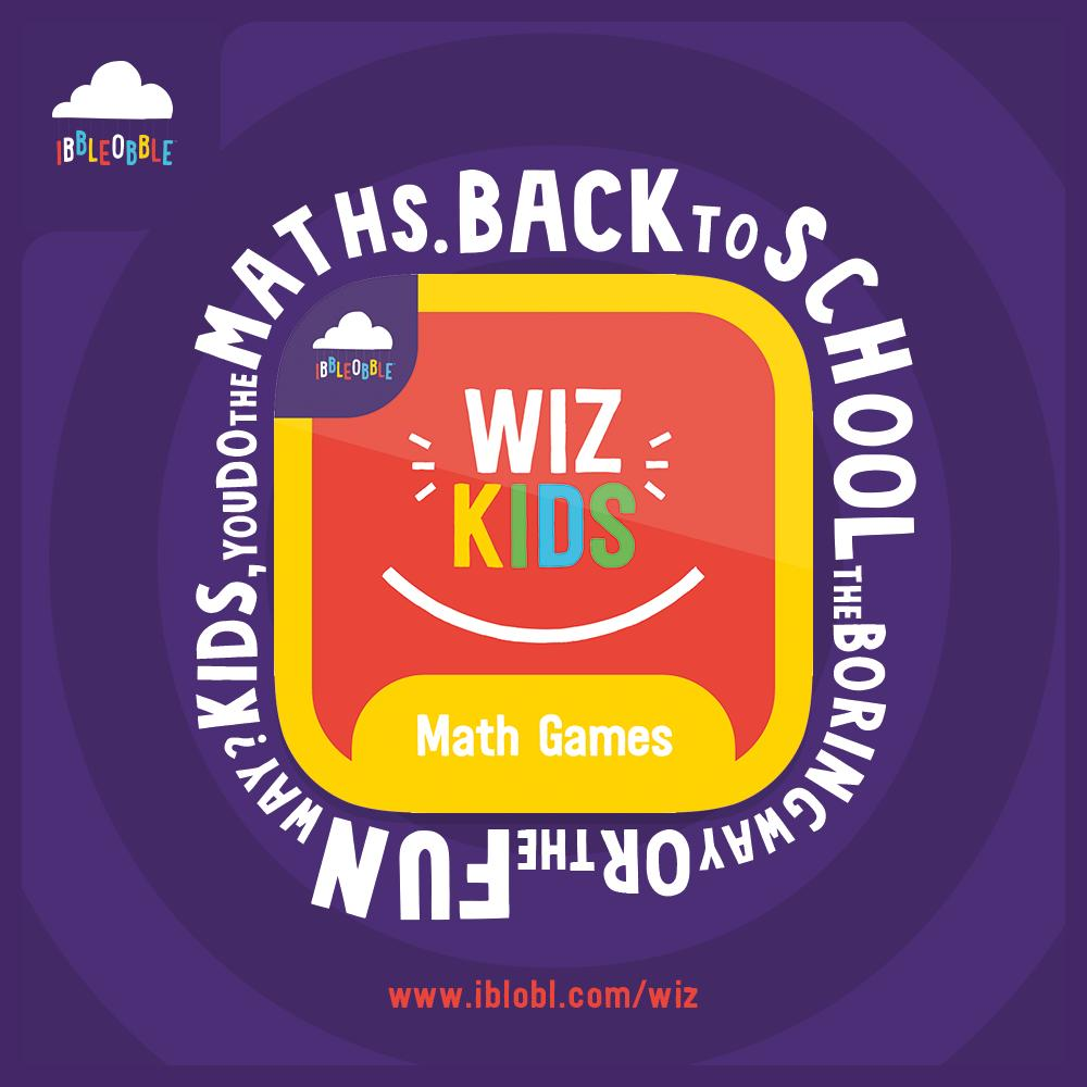 #WizKids have #FUN with #Maths!   http://buff.ly/1T5HClK  #Apps #Games #Addition #Subtraction #School #Teacher #Leader #Learn #Learning #Maths #Math #mathematics #Play #Gaming #Wiz #Kids #Children #AppStore #iPhone #iPhoneX #iPad #TuesdayMotivation #TuesdayThoughts #Tuesday
