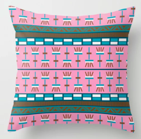 25% OFF almost everything @society6 today #homedecor #decor #rustic #interiordesign #society6 #pillows #bedding Featured is Rustic shapes by Coco's Abstractions on a Throw Pillow  https://society6.com/product/rustic-shapes_pillow…