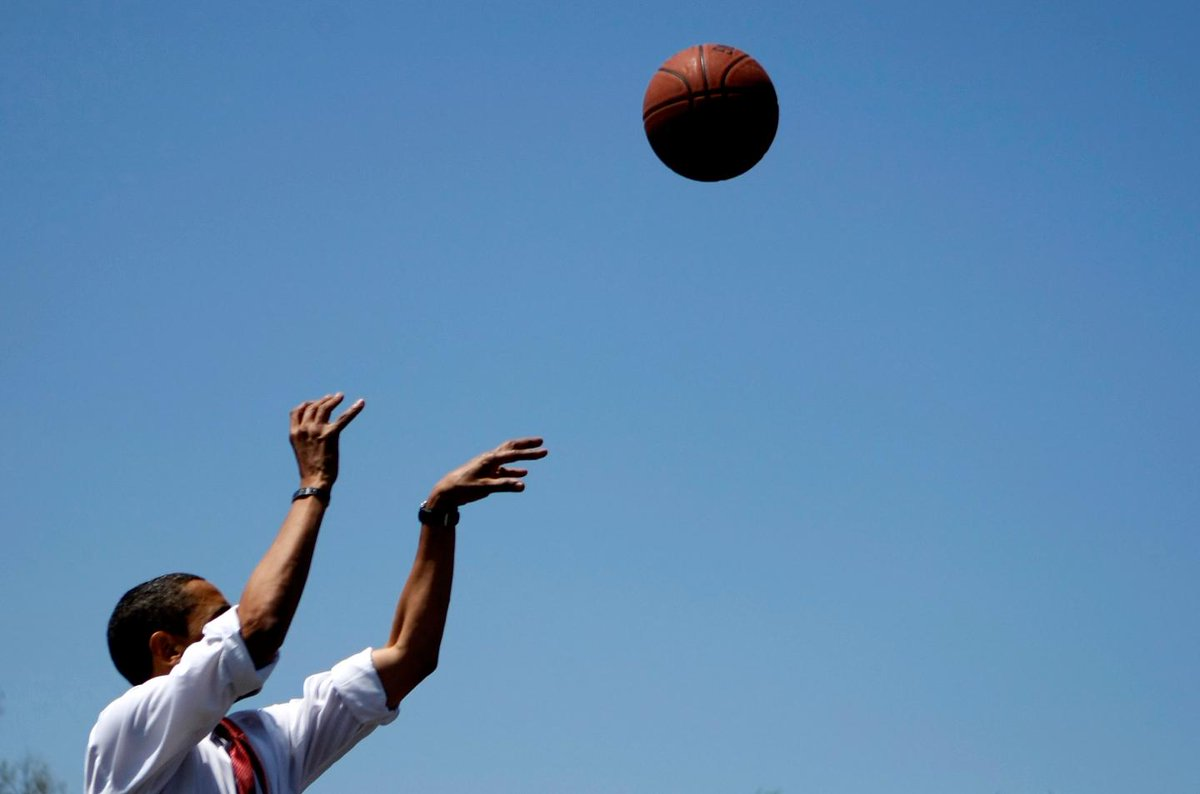 The NBA and Barack Obama are teaming up to create a basketball league in Africa https://trib.al/eKpfXhU