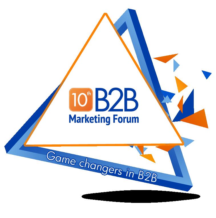 Jubileumeditie B2B Marketing Forum 19 maart; kom jij ook? http://ow.ly/uK3c30nJEcz #b2b #b2bnl #marketing