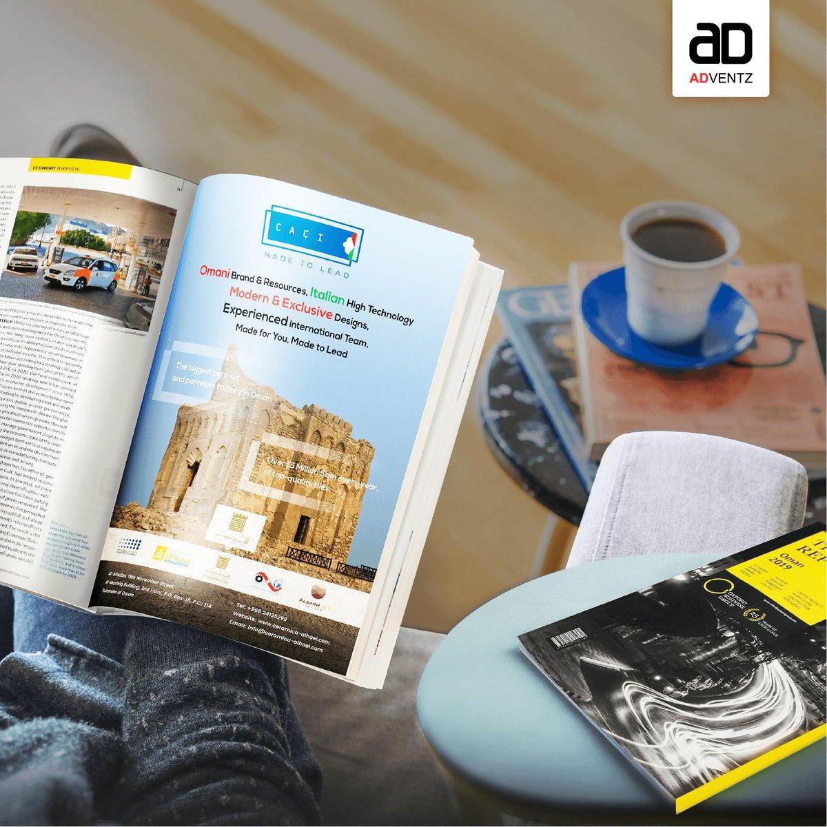 #Omanibusiness #printads #Marketing #printmedia #socialmediamarketing #digitalmarketing #agencylife #growth #media #customers #business #oxfordbusinessgroup #magazine