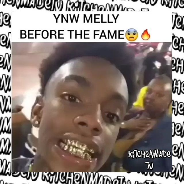 """What y'all think did #YNWMelly expose himself on his track """"Murder on my mind""""?🔥 Follow @KitchenMadeTV for more. . . . . . . #souljaboy #balleralert #breakfastclub #tyga #drake #blueface #rkelly #adam22 #future #liluzivert #everydaystruggle #nojumper… http://bit.ly/2NasaXe"""