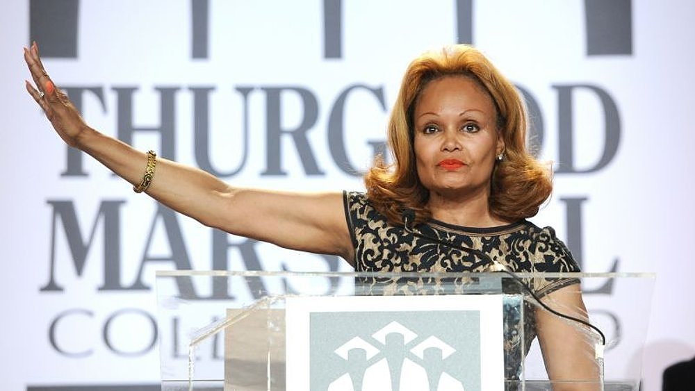 #blackhistory #blackentrepreneurship :  Janice Bryant Howroyd, The founder and CEOAct 1 Group, an employment agency and consultancy, is the first African-American woman to operate a company that brings in upwards of $1 billion in annual revenue.