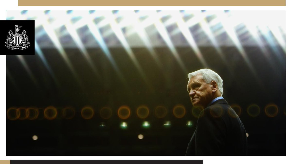 Today would have been Sir Bobby Robson's 86th birthday.   Gone but never forgotten. Celebrate his legacy and follow @SBRFoundation. #NUFC