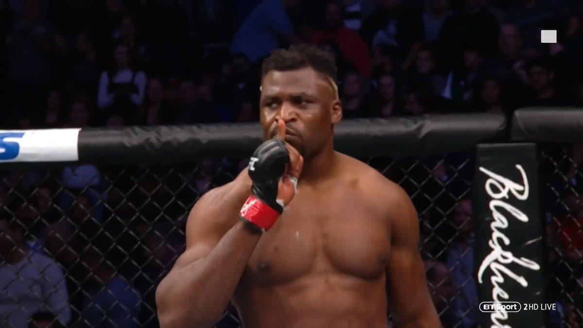 UFC on BT Sport's photo on Cain