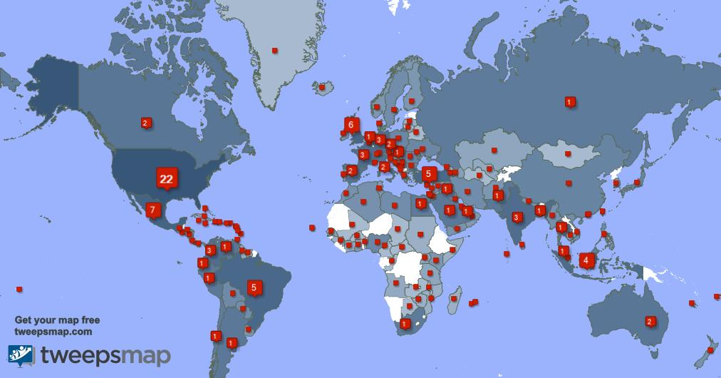 test Twitter Media - I have 964 new followers from USA, Brazil, UK., and more last week. See https://t.co/TGBuqfQlI9 https://t.co/gH296OpCKr