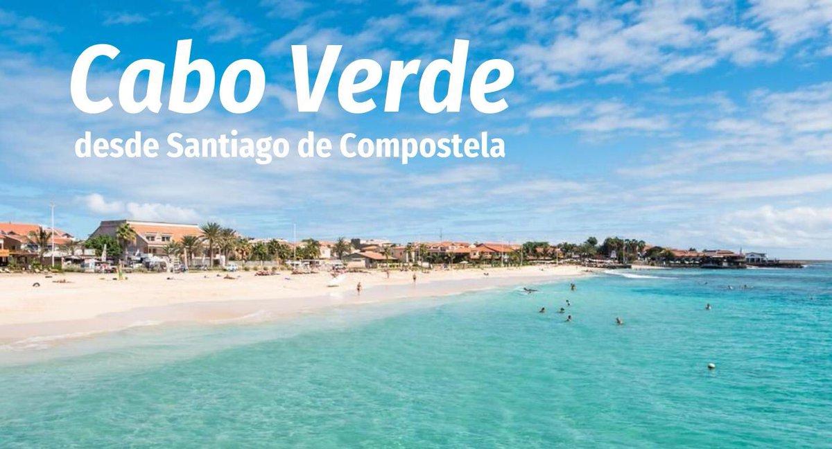 🆕 Cabo Verde regresa un #verano más a los destinos del #aeropuerto de Santiago de Compostela: http://ow.ly/fiE230nJly8 ✈️  #turismo #Galicia #SCQ #Lavacolla