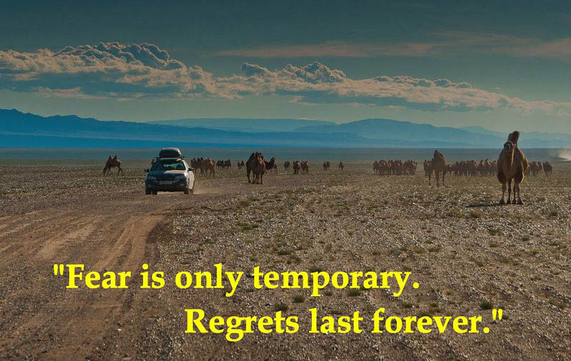 #MondayMotivation There is nothing worse than regret when it comes to #travel. It is very easy to regret not travelling somewhere when you had the opportunity.