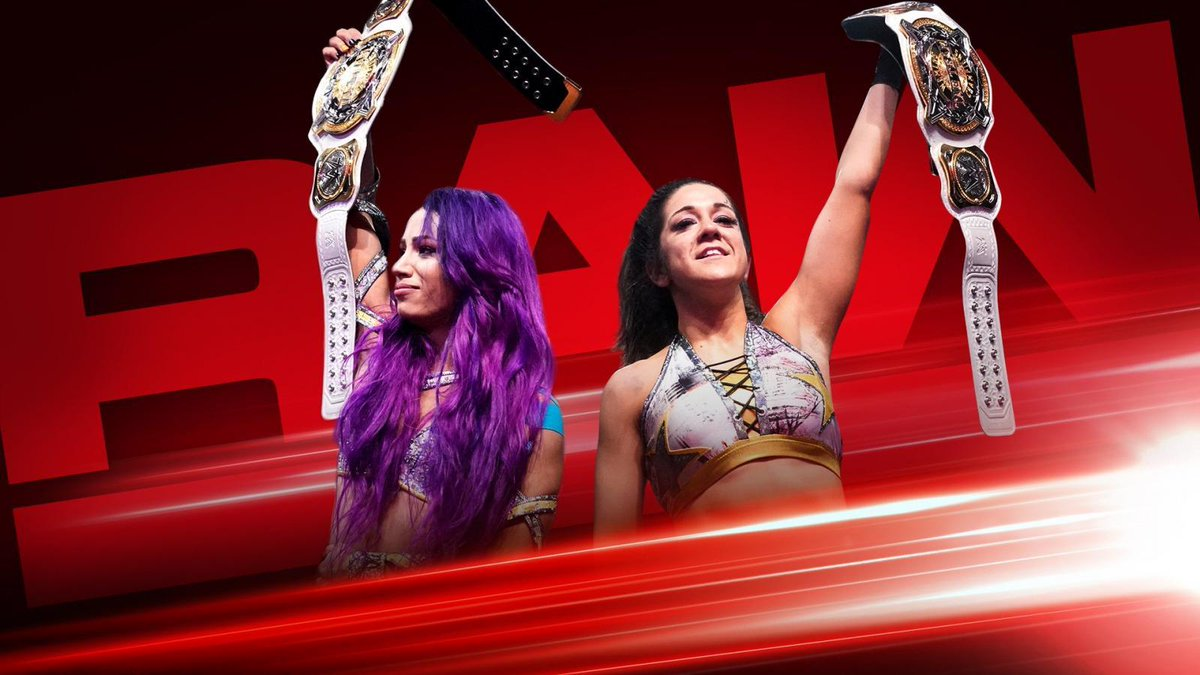 News For Tonight's WWE RAW - New Champions, Elimination Chamber Fallout, Becky Lynch, The Revival
