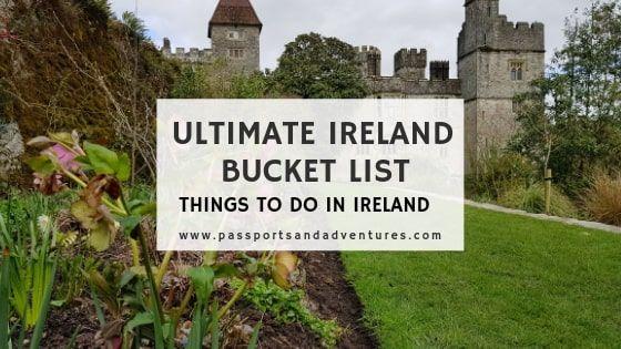 Ultimate Ireland Bucket List - Amazing Things To Do In Ireland https://buff.ly/2tnhOKo via @passportadvntr #Travel #Ireland #Food