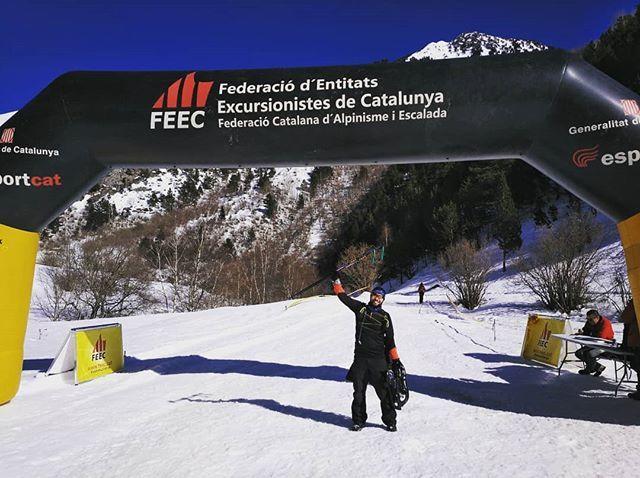 Espectacular recorregut i gran organització del circuit de la #focdeneu d'aquest any. Amb ganes de repetir... potser corrent 🤔 #travel #travelphotography #travelling #travelgram #adventure #catalunyaexperience #picoftheday #instapic #snowshoes #raque… http://bit.ly/2X6BbFm