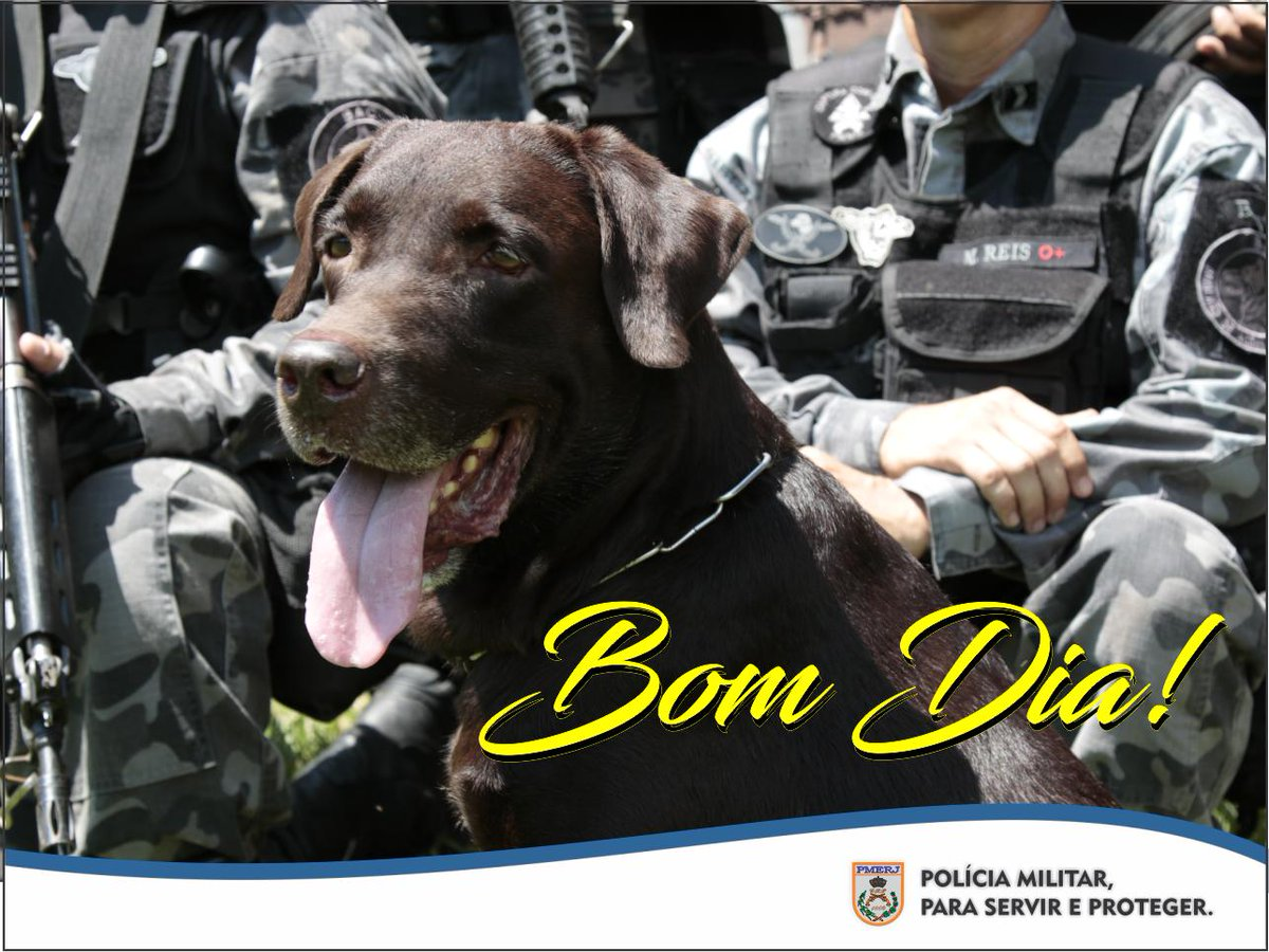 PMERJ's photo on #boasemana
