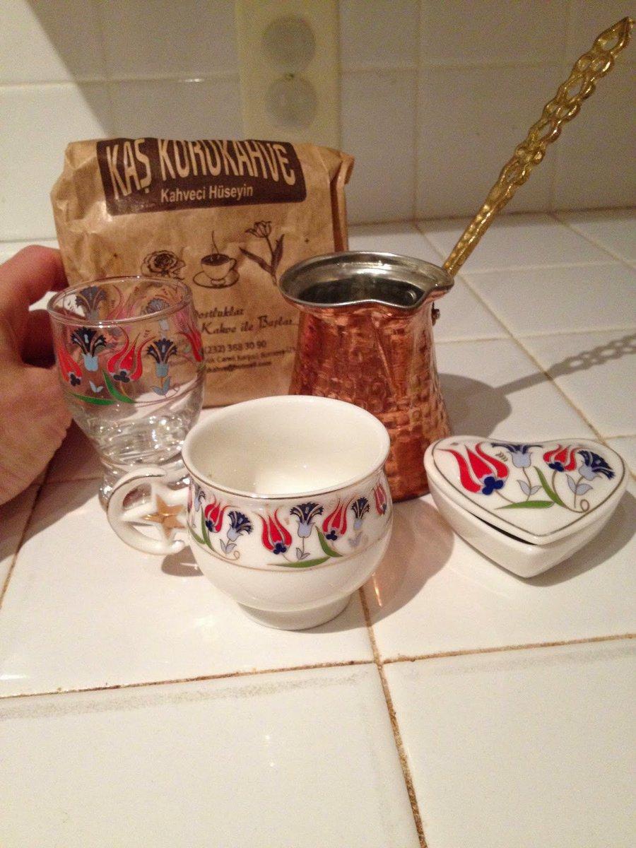 #وش_قهوتك_المفضلهTurkish coffee with my friends. #pazartesi <br>http://pic.twitter.com/0gjDR0gWJZ