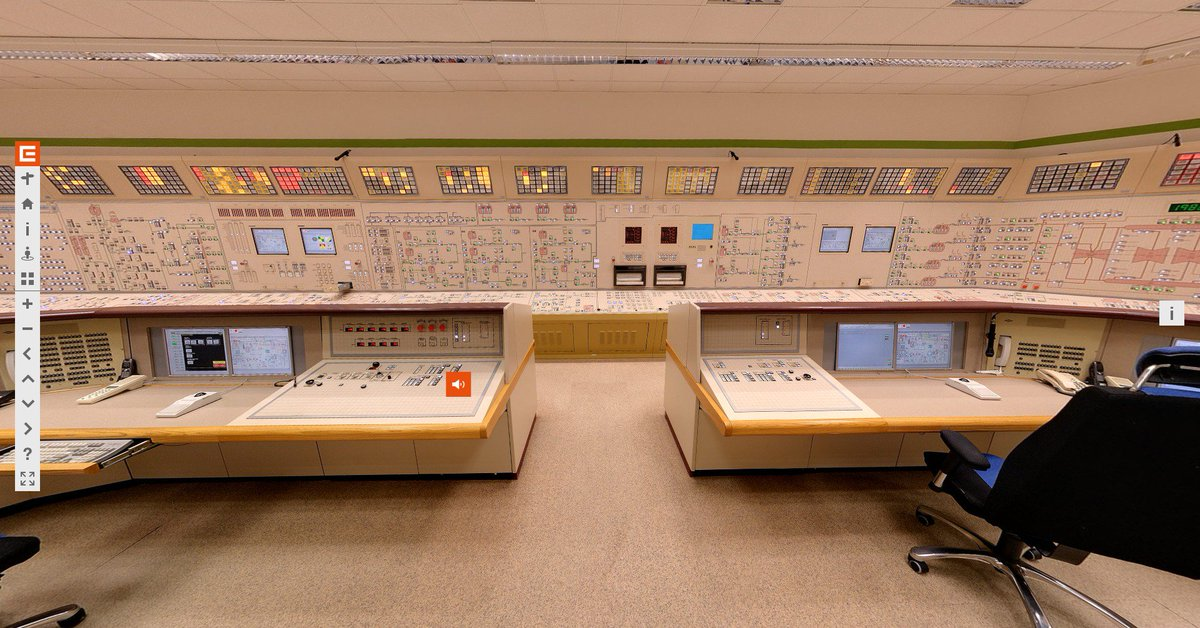 Have you ever been to a #nuclear power plant?  The Czech Republic's Temelín Nuclear Power Plant invites you to take a virtual tour of the site:  https://t.co/NAn5Q0CFTu