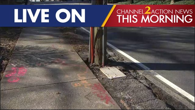 Gdot, georgia power begin relocating utility poles on peachtree road