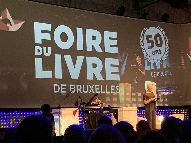 La foire du livre de Bruxelles accueillera la littérature marocaine en 2020 https://t.co/jJZjwGa5i1  @foirelivrebxl   #Bruxelles #Maroc #FLB19 #FoireLivreBruxelles https://t.co/NxWIWtt1jx